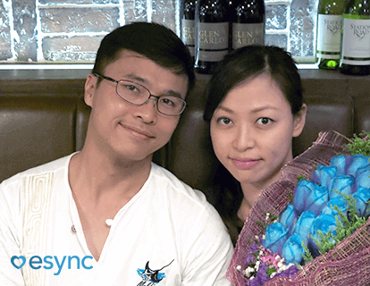 esync Singapore success couple